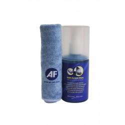 AF Multi Screen Clene &Cloth Vapo 200 ml+ chiffon microfibre grd form