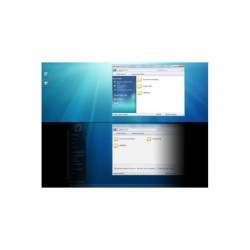 Filtre Ecran LCD netbook confidentialité - 9