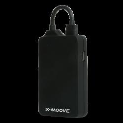 POWERBANK X-Moove Powergo Micro Noir 1600mAh