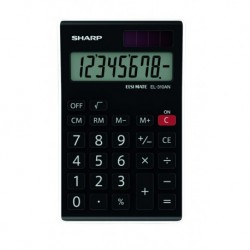 SHARP Calculatrice EL310ANWH