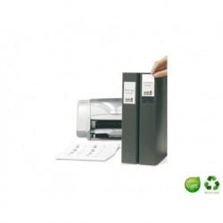 3L Office 6 porte-étiquettes 6,2 x 15 cm