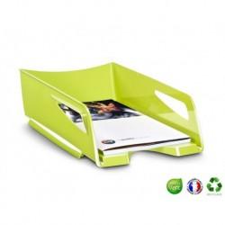 CEP Corbeille à courrier 220 Gloss Vert anis