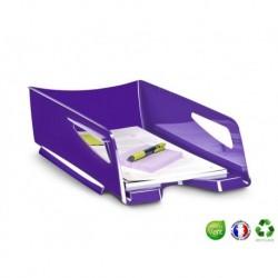 CEP Corbeille à courrier 220 Gloss Violet