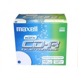 MAXELL CD-R 80 printable